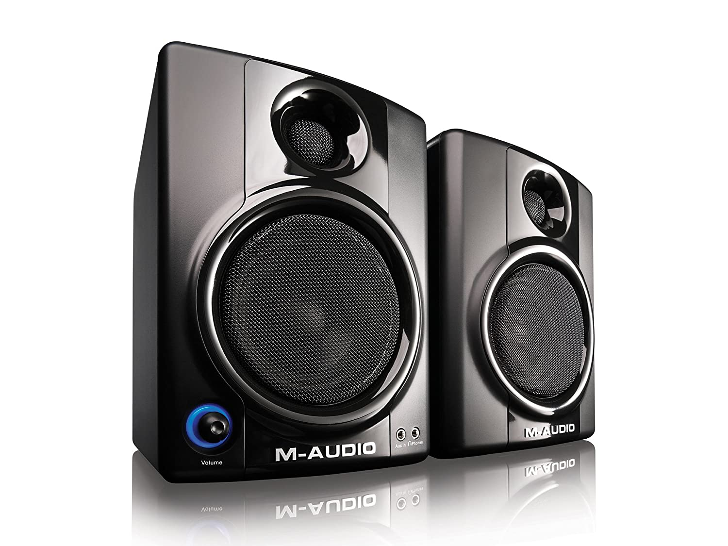 Loa đa năng M-Audio Studiophile AV40 Powered Monitor Speakers