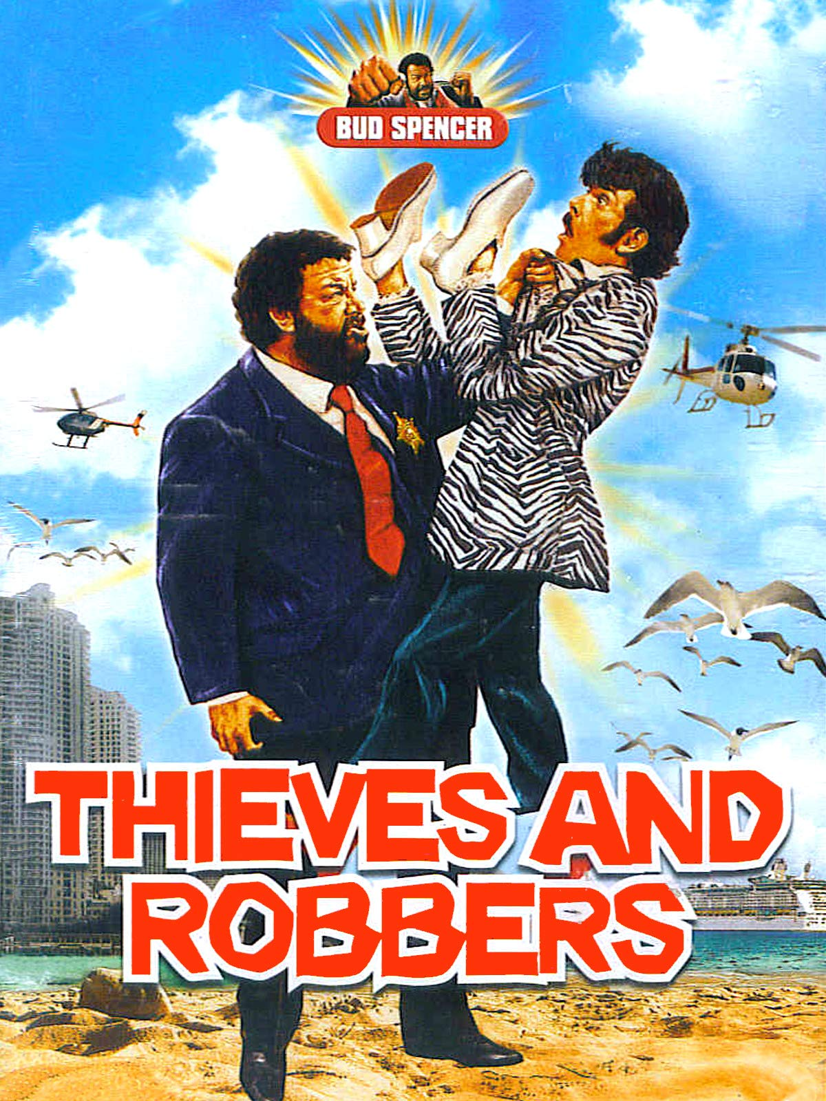 Thieves and Robbers on Amazon Prime Instant Video UK