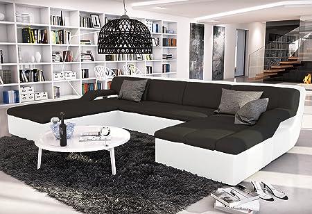 wohnlandschaft donattela couch eckcouch ecksofa sofagarnitur sofa. Black Bedroom Furniture Sets. Home Design Ideas