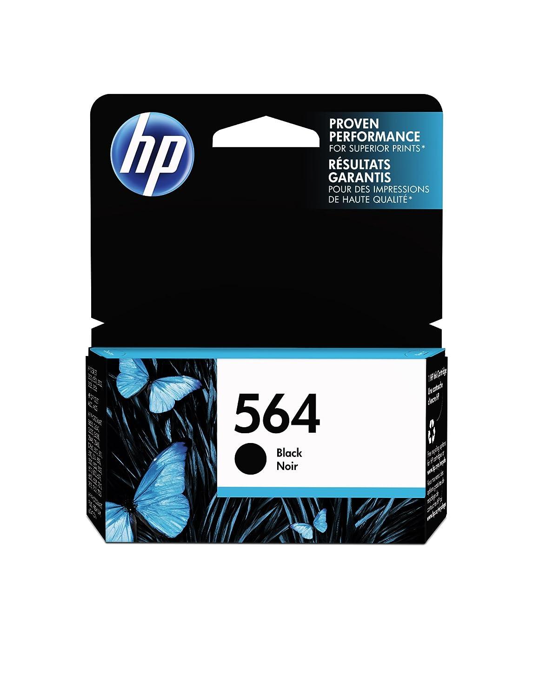 HP 564 (CB316WN) Black Original Ink Cartridge