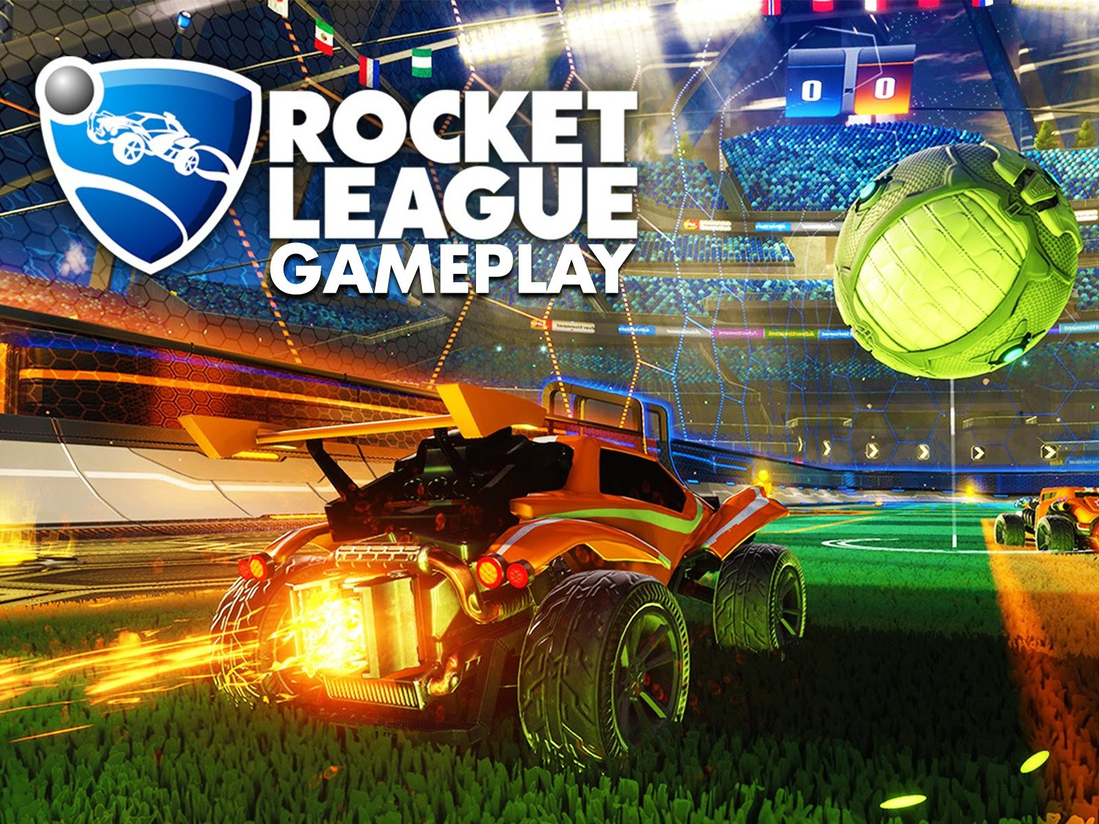 watch clip rocket league gameplay on amazon prime