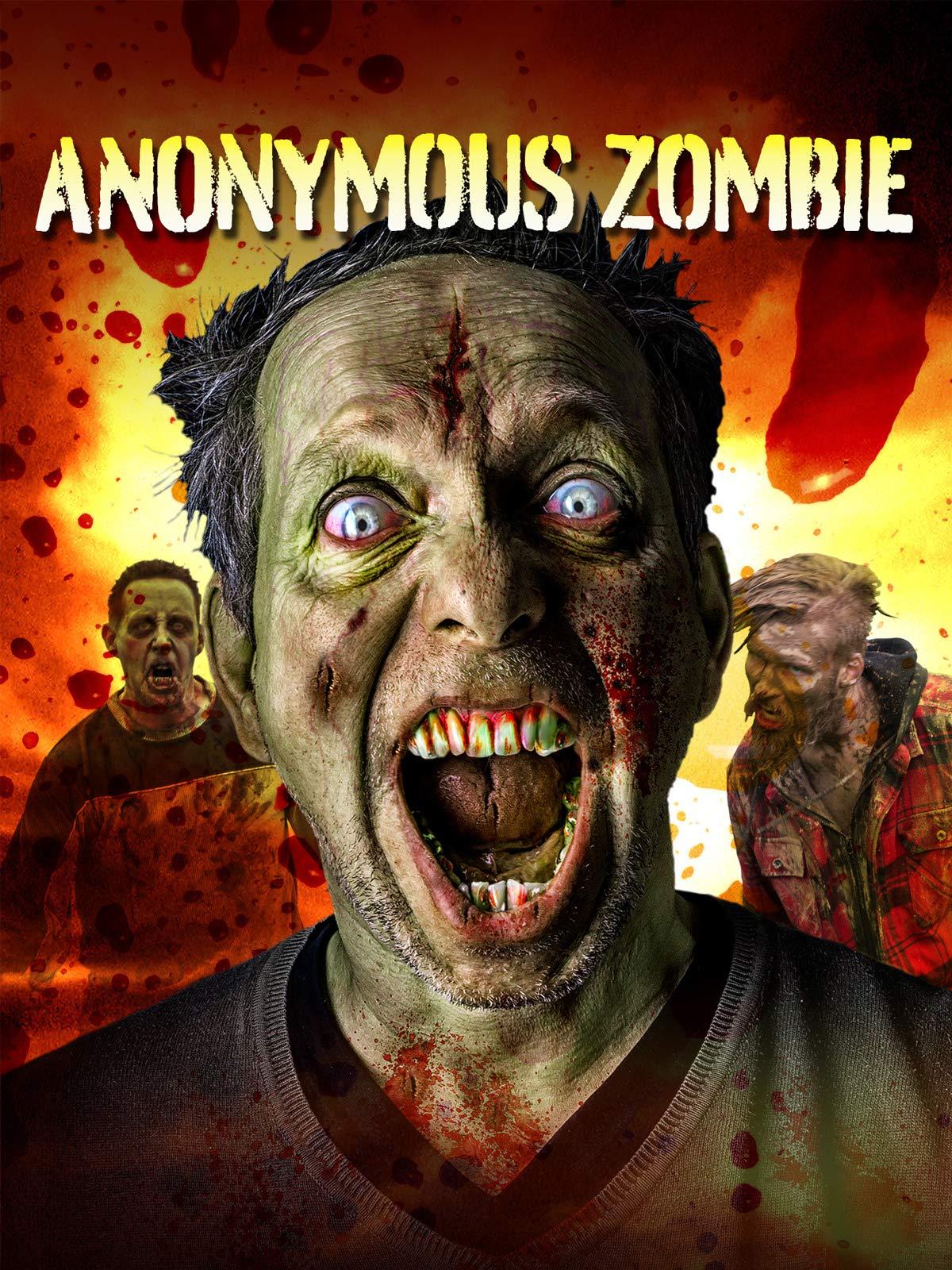 Anonymous Zombie on Amazon Prime Video UK