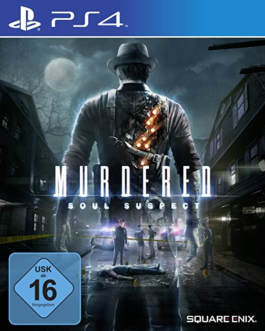Murdered: Soul Suspect, PS4