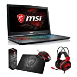 MSI GF72VR 7RF-650 (i7-7700HQ, 16GB RAM, 1TB HDD, NVIDIA GTX 1060 6GB, 17.3