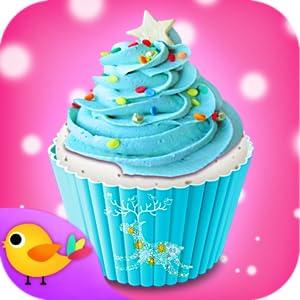 Cupcake Maker Salon from LiBii