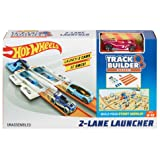 Hot Wheels Track Builder 2-Lane Launcher Playset