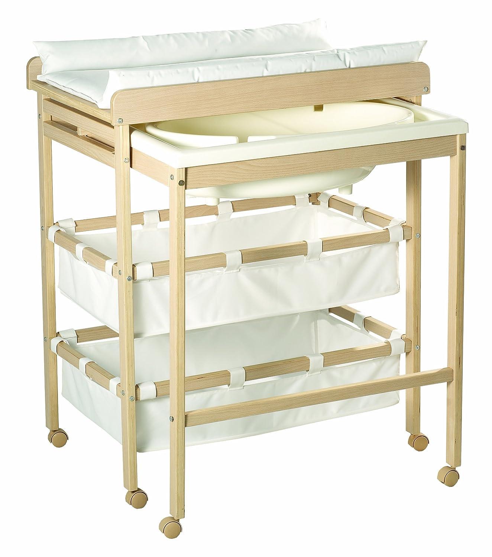 Table langer avec baignoire pas cher - Table a langer brevi atlantis ...