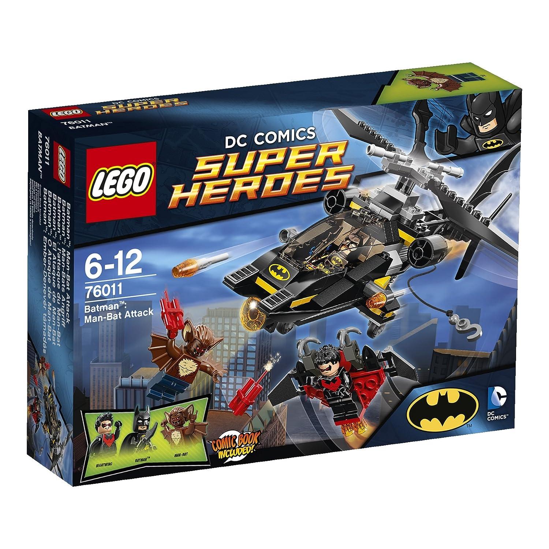 LEGO 76011 - DC Universe Super Heroes