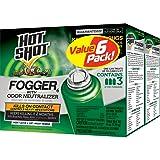 Hot Shot Fogger6 With Odor Neutralizer (HG-26180) (2 Pack) (3 - 2 oz) (Tamaño: Pack of 2)