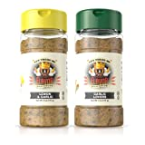 Flavor God Seasonings - Super Garlic Bros (Gluten Free, GMO Free, MSG Free, Low Sodium, Paleo Friendly)