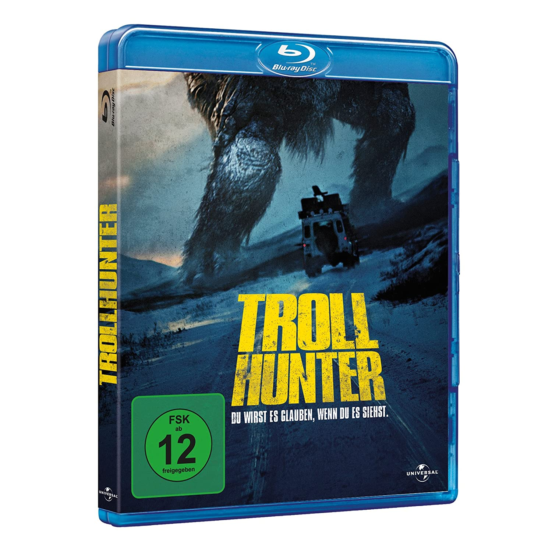 Blu-ray Troll Hunter (Trolljegeren, 2010, André Øvredal