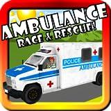 Ambulance Toddler Racing Game