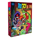 Cryptozoic Entertainment Teen Titans Go DBG Board Game