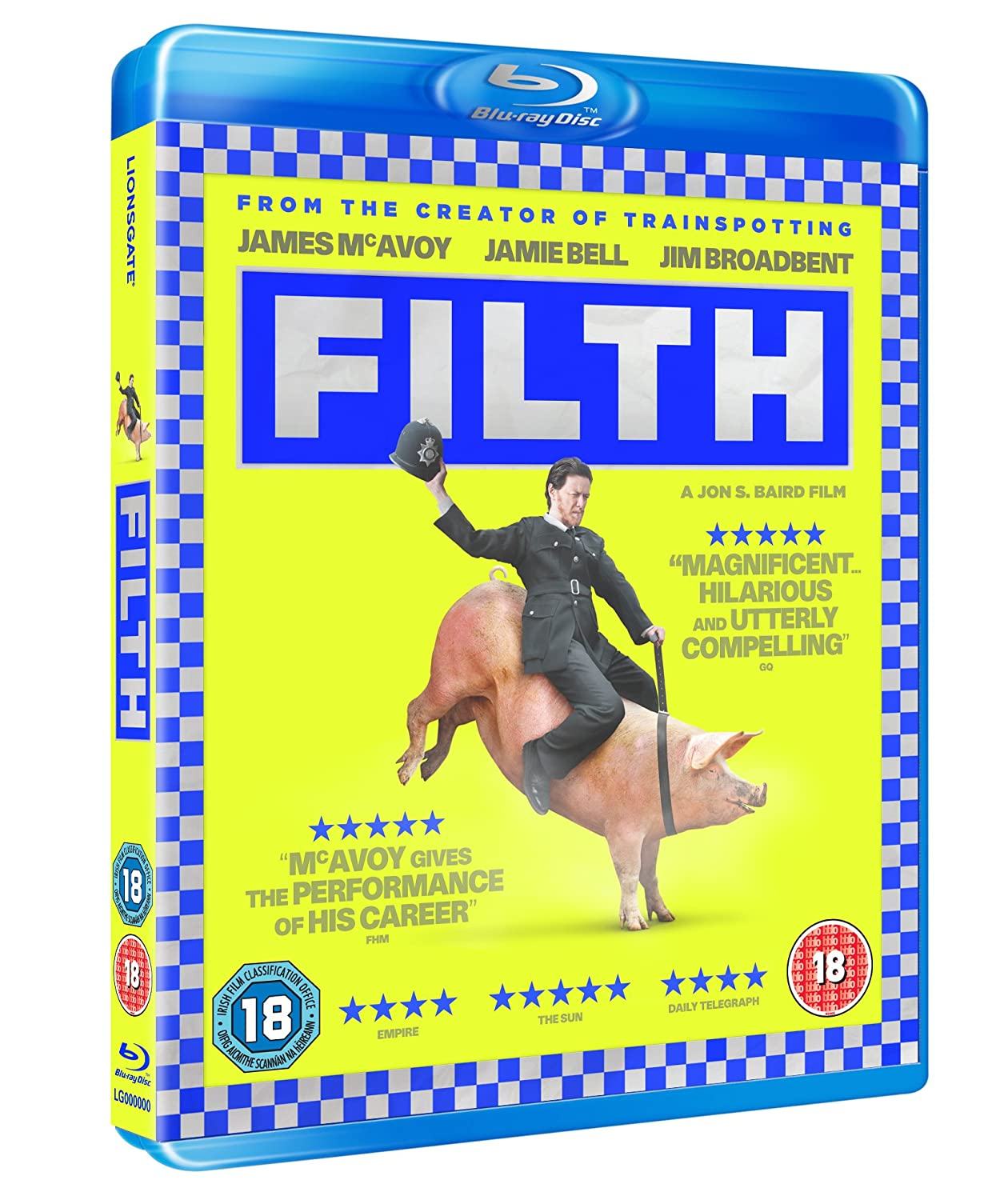 10 Things We Learned From The Filth Commentary