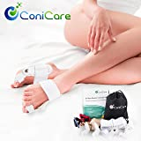 8 Piece Orthopedic Bunion Corrector Splint And Protector Sleeves Kit - Hallux Valgus Pain Relief, Big Toe Joint, Hammer Toe, Toe Separator Spacer And Straightener Splint Correction Aid