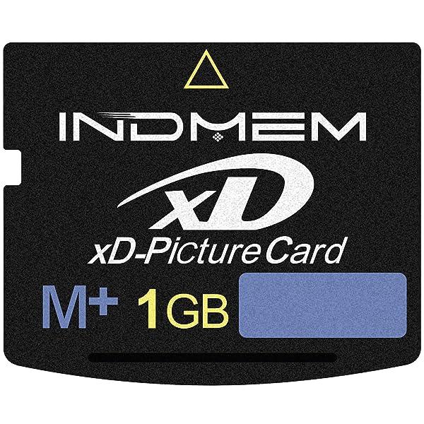 XD Cards 1GB xD-Picture Card 1GB M+ 1 GB XD Flash Memory Cards Memory Stick for Fuji Fujifilm Olympus Old Digital Camera (Tamaño: 1GB)