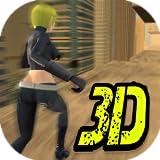 Crazy Roof Backflip Parkour Agent - Racing Stunt 3D