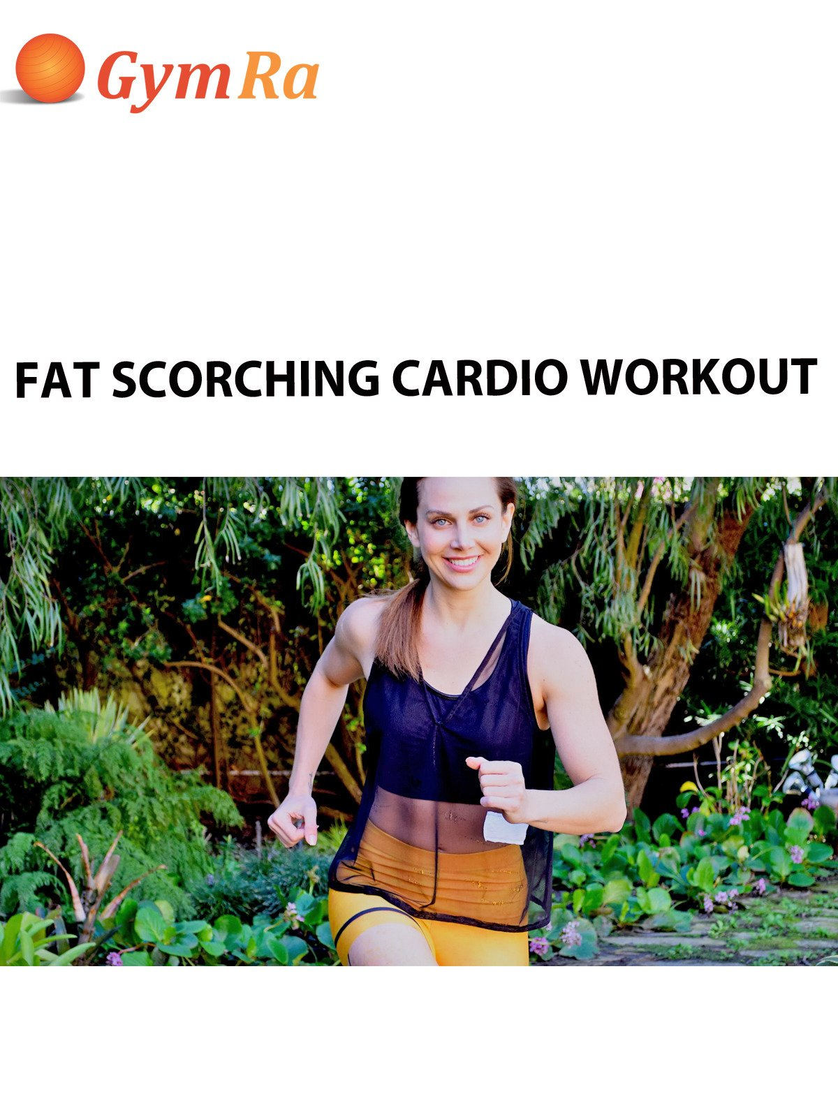 Fat Scorching Cardio Workout on Amazon Prime Instant Video UK