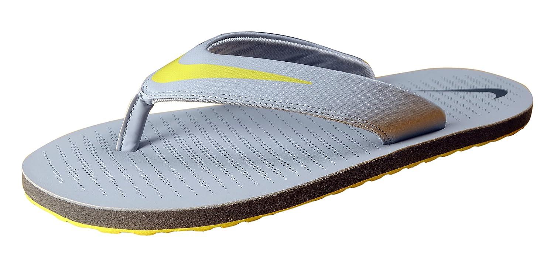 Men's Chroma Thong 5 Grey Flip Flops 9 UK