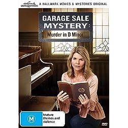 Garage Sale Mystery: Murder in D Minor