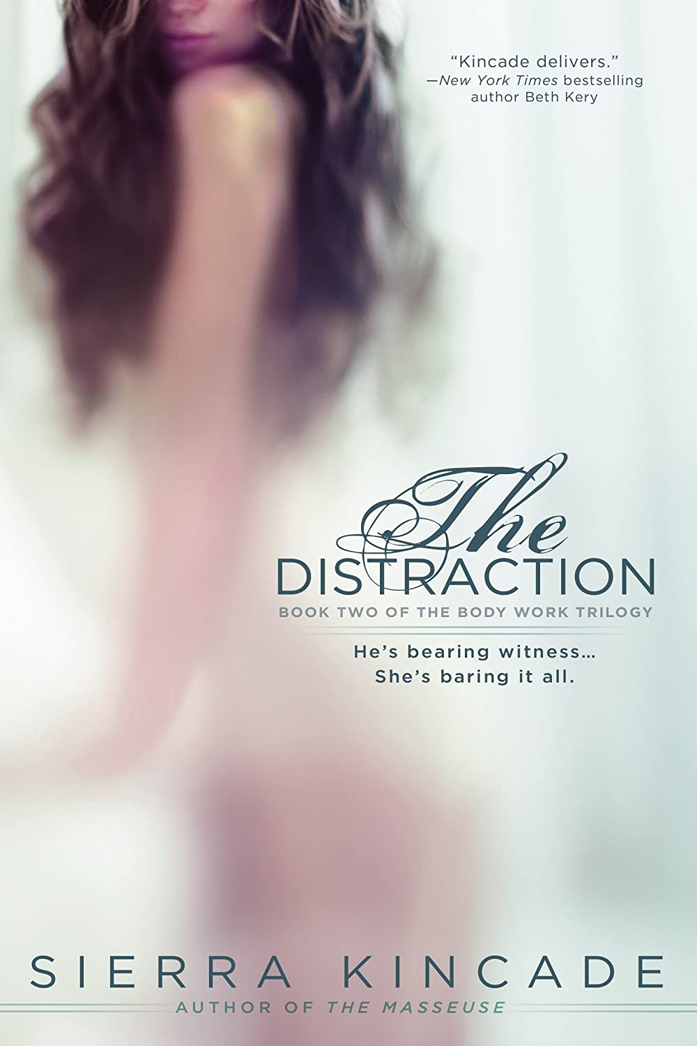 The Distraction – Sierra Kincade – 4 stars – Contest