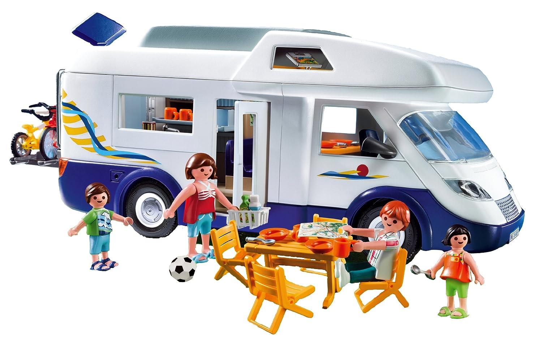camping car playmobil. Black Bedroom Furniture Sets. Home Design Ideas
