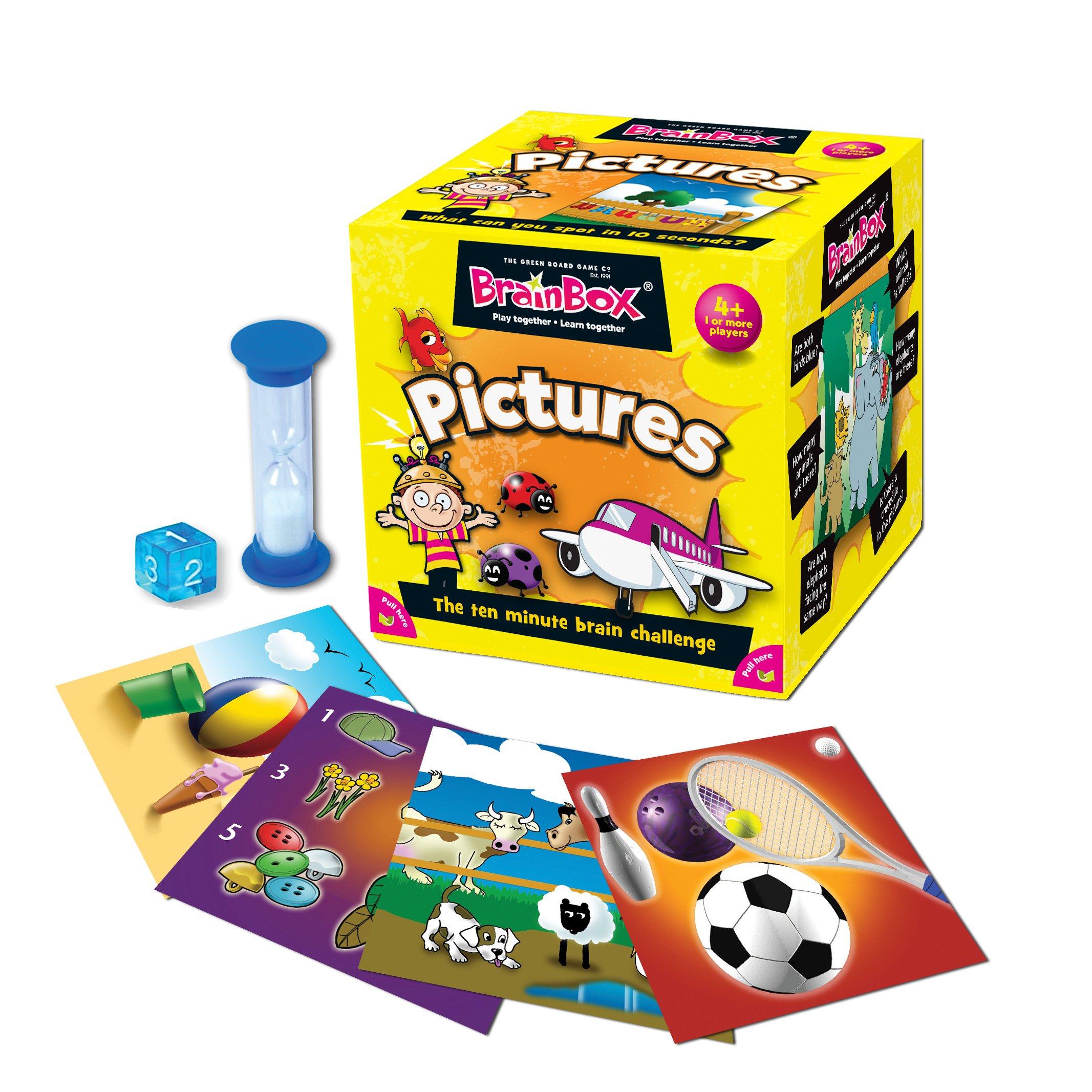 MindWare Brain Box My First Brainbox Preschool games