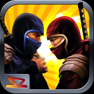 Ninja Revinja Multiplayer Run from Sizzle Entertainment - Top Best Free Games