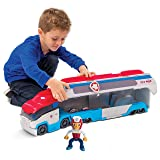 Paw Patrol Paw Patroller Figure (Color: Red Blue White)