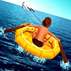 Lost at Sea : The Cast Away Life Raft Fighting for Survival - Free Edition