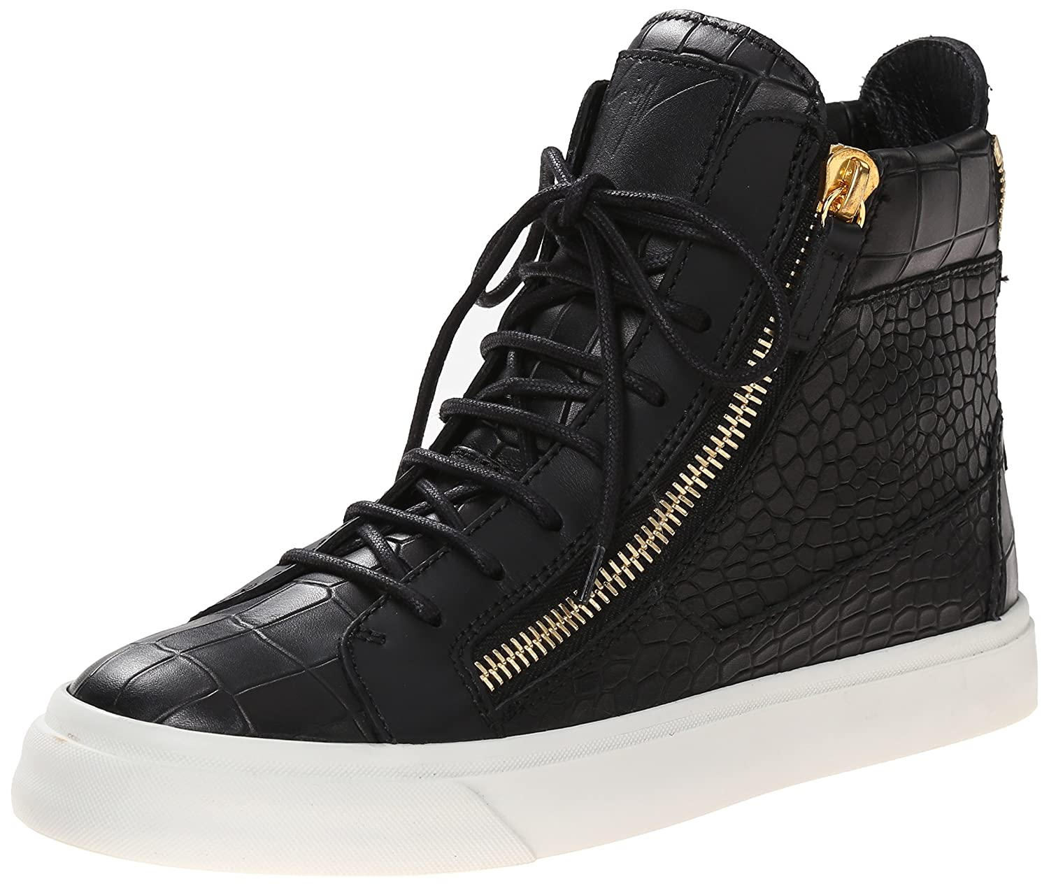 Women's Black Fashion Sneakers Giuseppe Zanotti Women s High