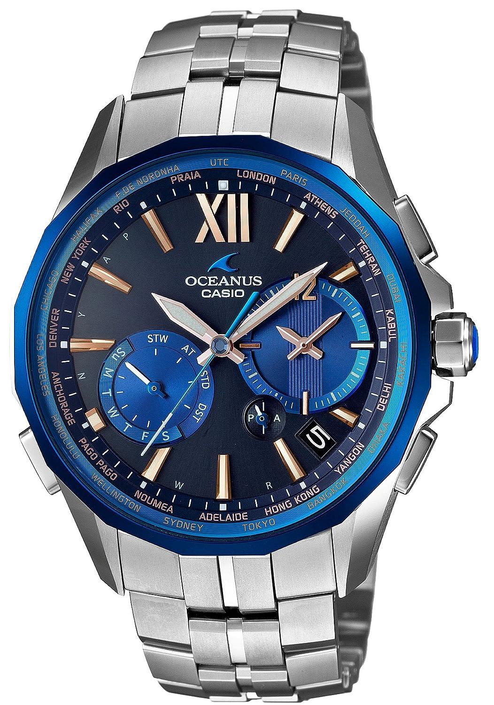 CASIO OCEANUS Manta OCW-S3400C-2AJF B0171EN7I4