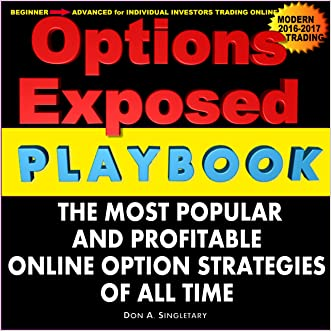 Options Exposed PlayBook: The Most Popular and Profitable Online Option Strategies of All Time