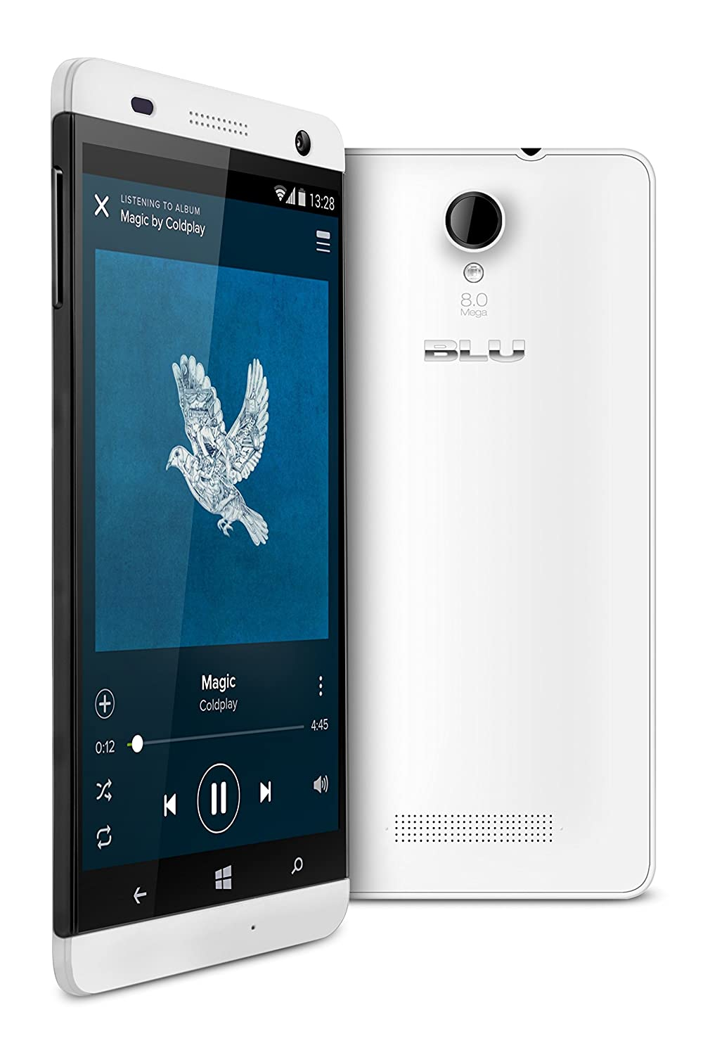 BLU Win HD 5-Inch Windows Unlocked Cell Phones