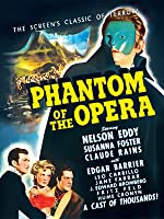 Phantom of the Opera (1943) [HD]