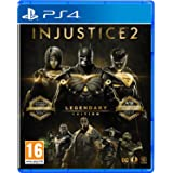 Injustice 2 Legendary Edition (PS4) UK IMPORT REGION FREE