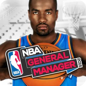 NBA General Manager 2015 by From The Bench