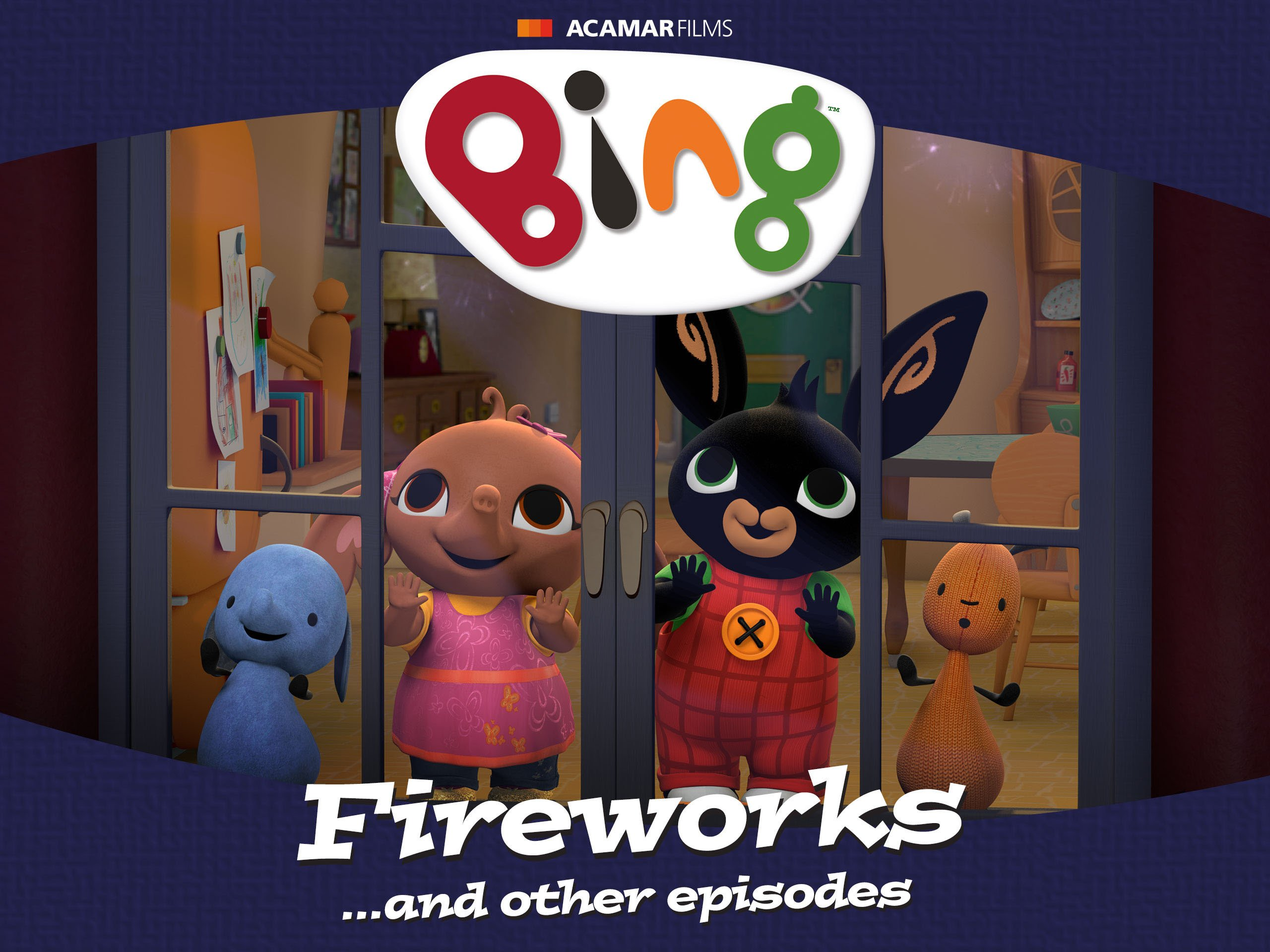 Bing Fireworks & Other Episodes