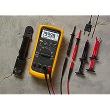 Fluke 87V/E2 Industrial True-RMS Multimeter Combo Kit