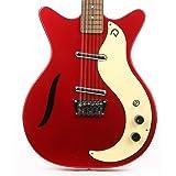 Danelectro 59 Vintage 12-String Electric Guitar (Metallic Red) (Color: Red Metallic)