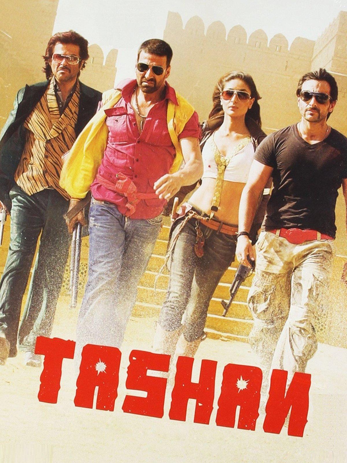 Tashan on Amazon Prime Video UK
