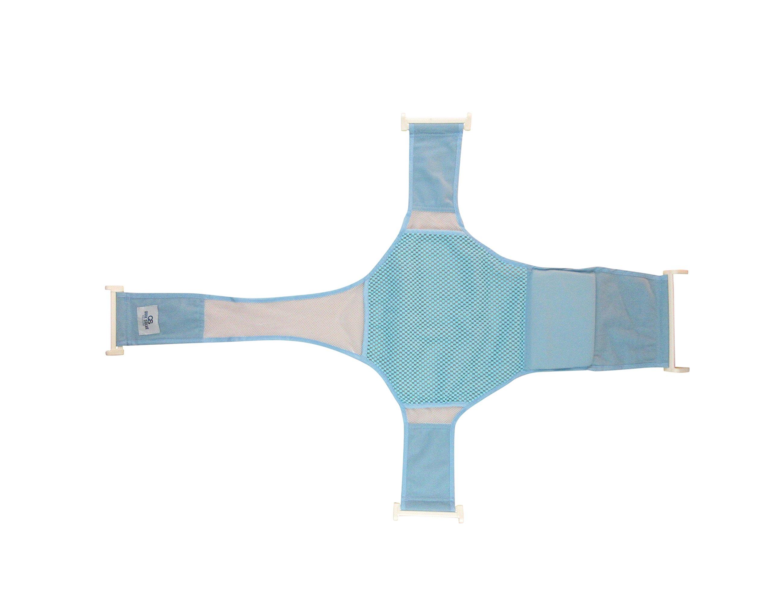 galleon baby bathtub seat support sling net karibu aojia. Black Bedroom Furniture Sets. Home Design Ideas