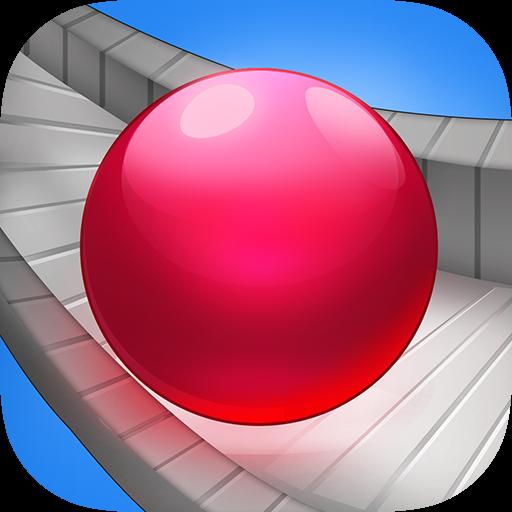 ball-gutter-roll-3d-free
