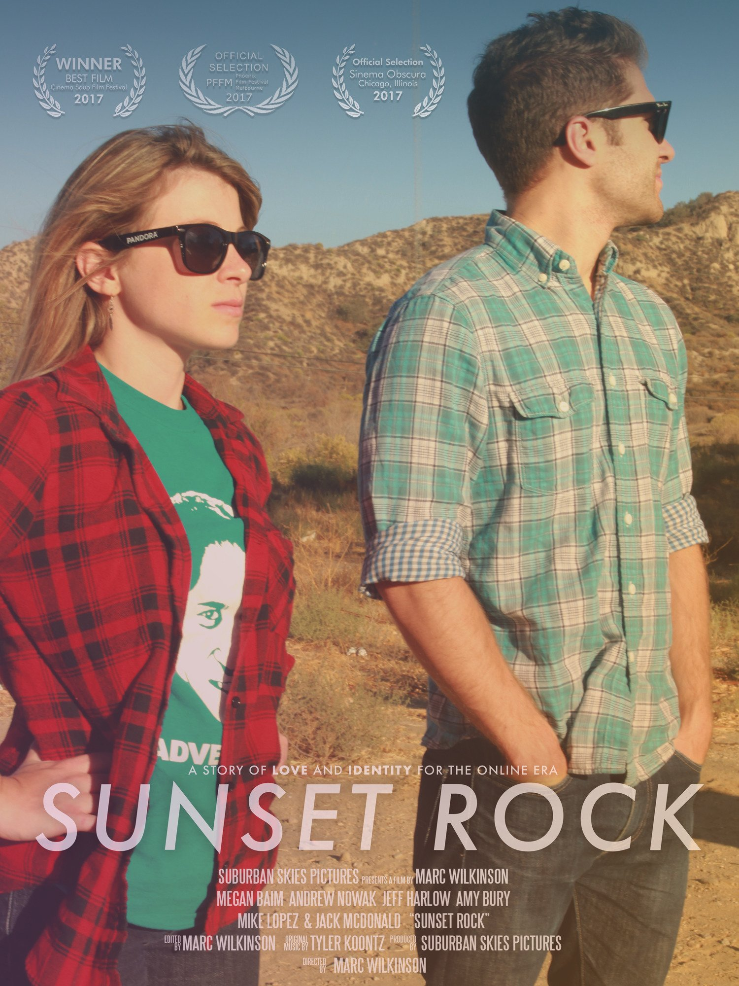 Sunset Rock on Amazon Prime Video UK