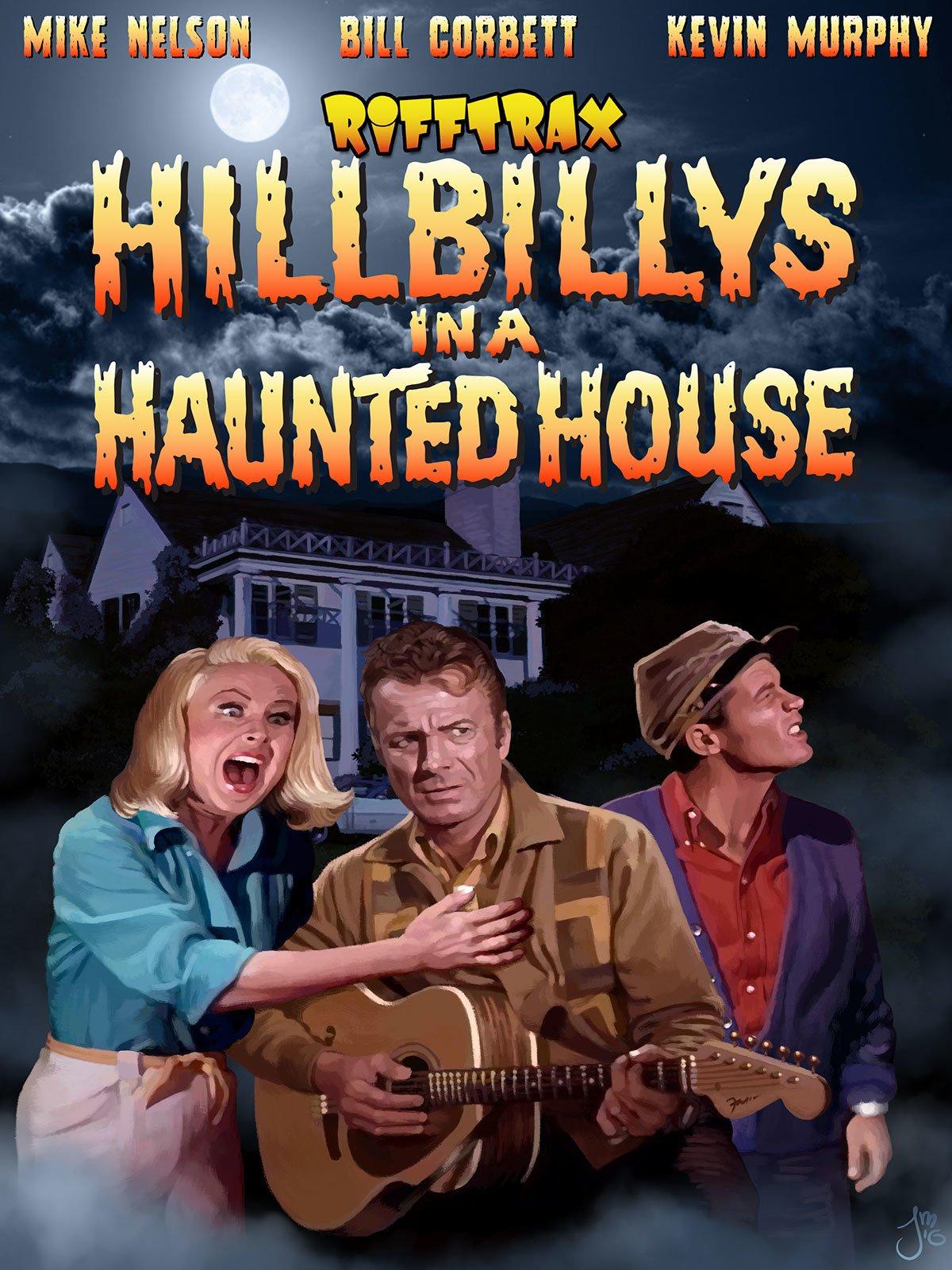 RiffTrax: Hillbillys in a Haunted House