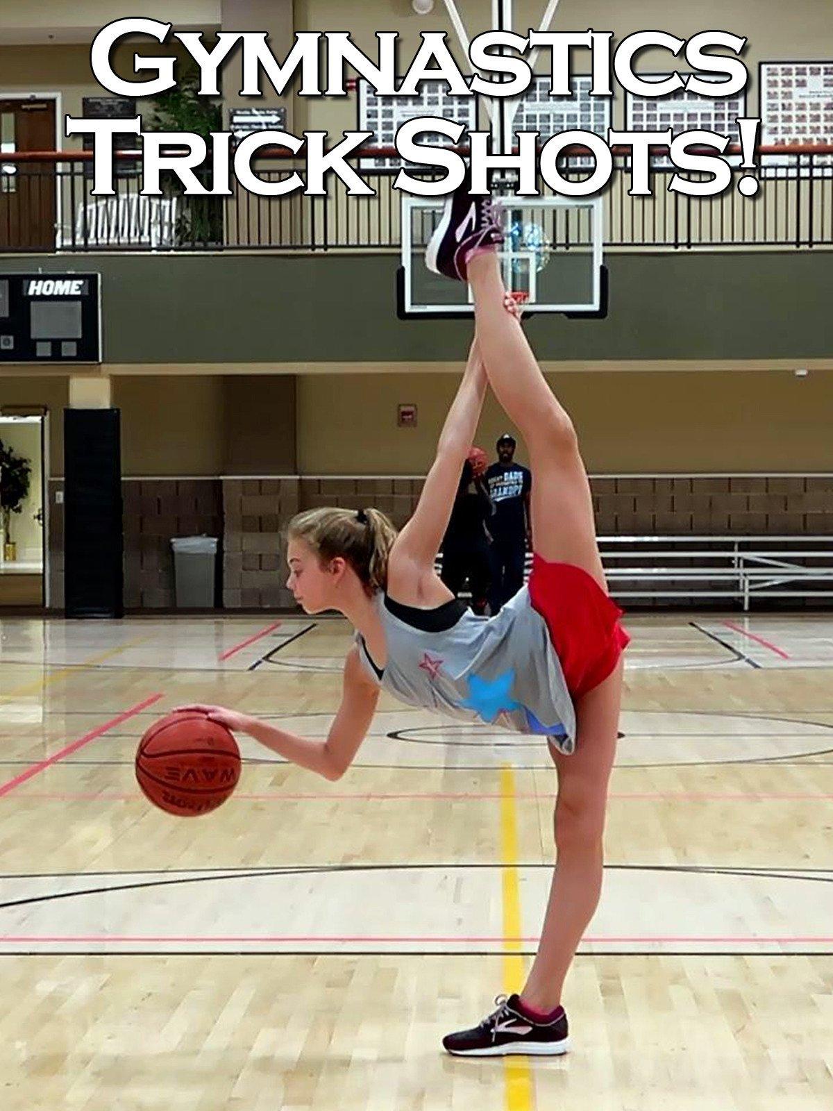 Gymnastics Trick Shots! on Amazon Prime Video UK