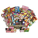 50 Japanese Candy & Snack POPIN COOKIN box set , big Japanese kitkat assortment and other popular sweets