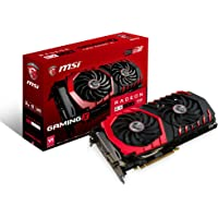 MSI GAMING RX 480 GDDR5 8GB CrossFire VR Ready FinFET DirectX 12 Graphics Card + AMD Gift Coupon Code