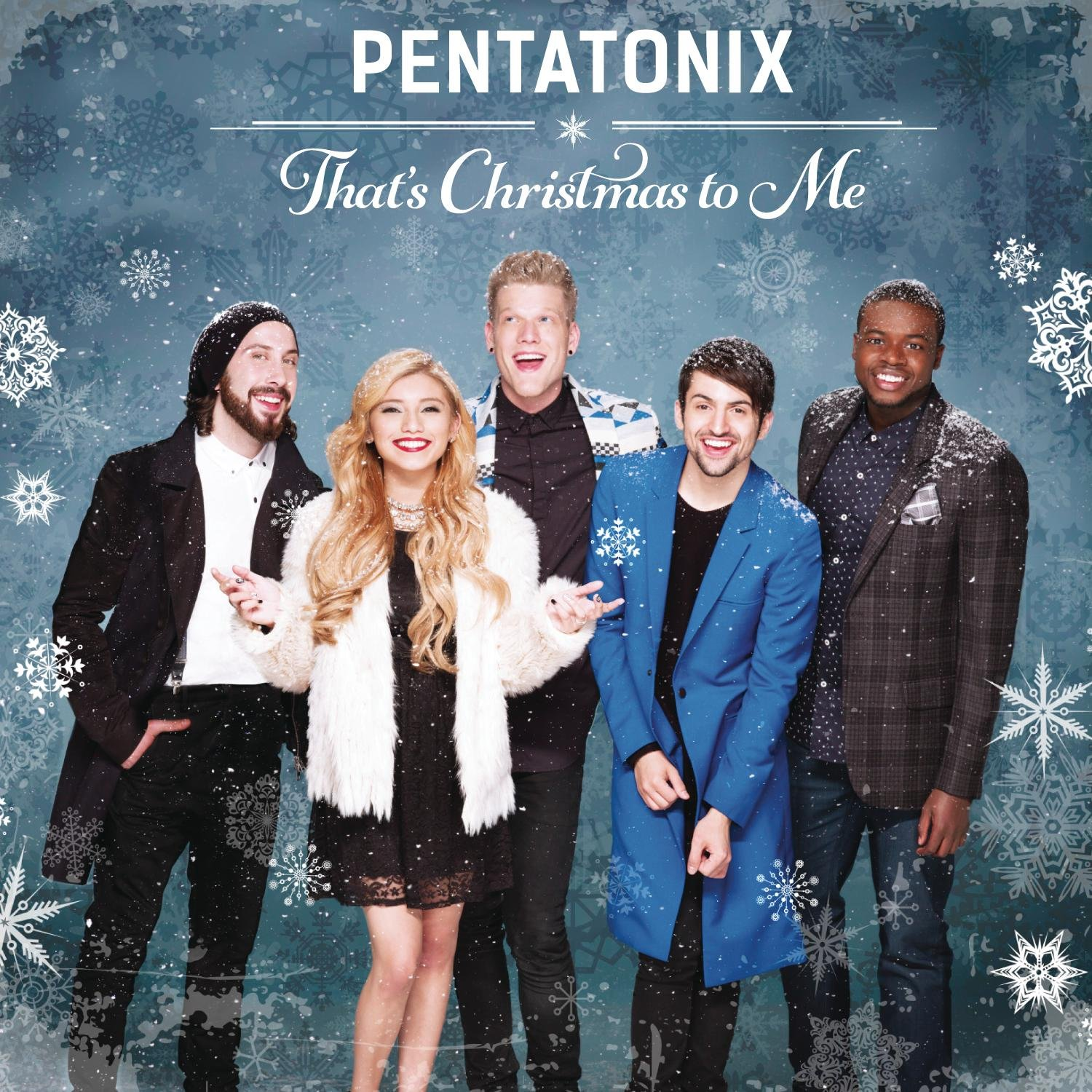 Pentatonix Christmas CD