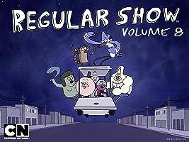 Regular Show Season 8 [HD]